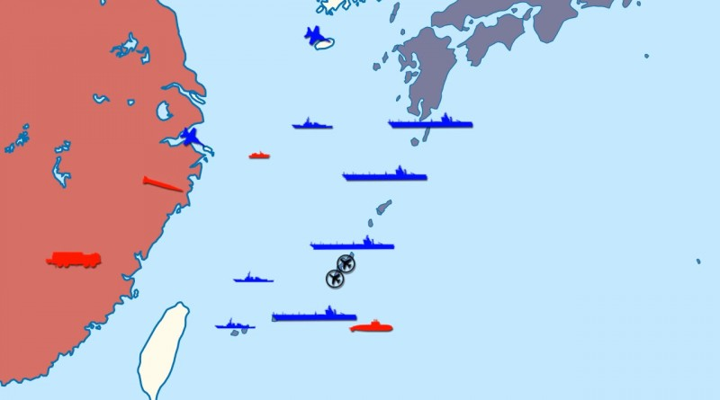 США и Китай война