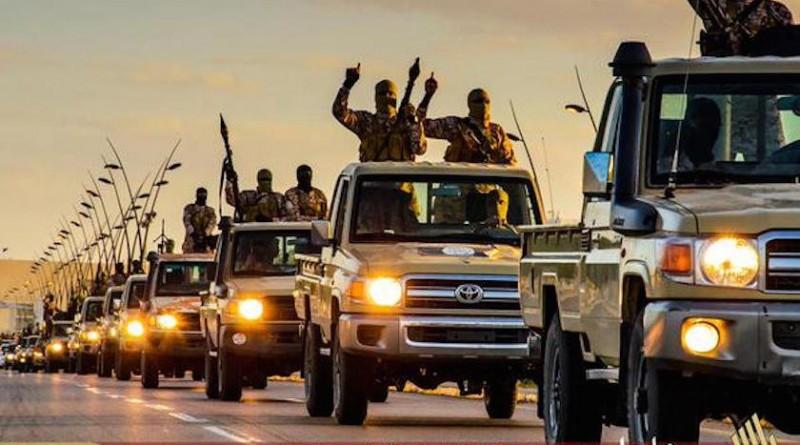ИГИЛ покидает Ракку