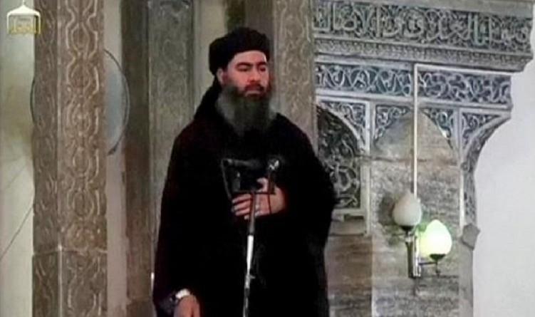 Главарь ИГИЛ Багдади