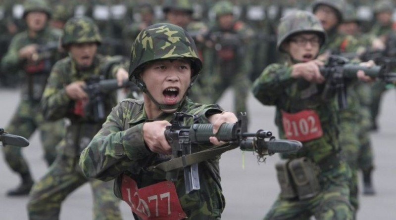 Тайвань готовится к войне с Китаем