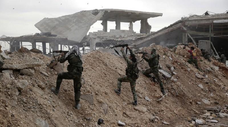 ИГИЛ отступает в Сирии