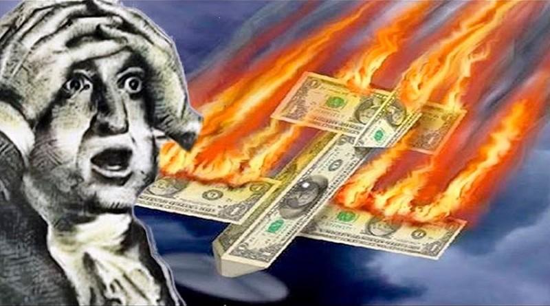 Россия запускает удар по доллару