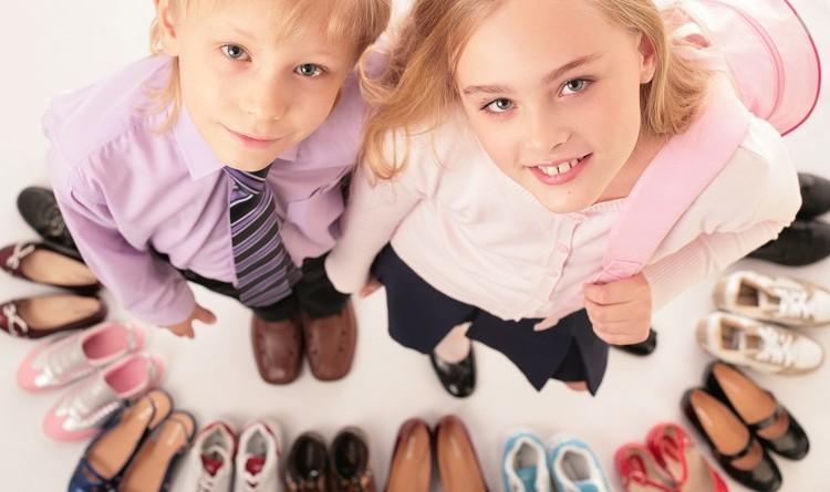 купить детскую обувь в России