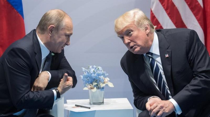 Трамп и Путин на G20 договорились о создании Международной Группы ученых