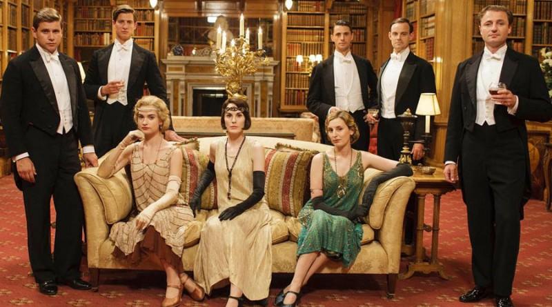 Аббатство даунтон 3 сезон 1-9 серия смотреть онлайн все новые.