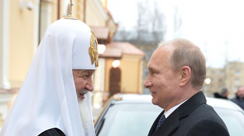 В Кремле охладели к РПЦ - церковь оказалась на грани раскола
