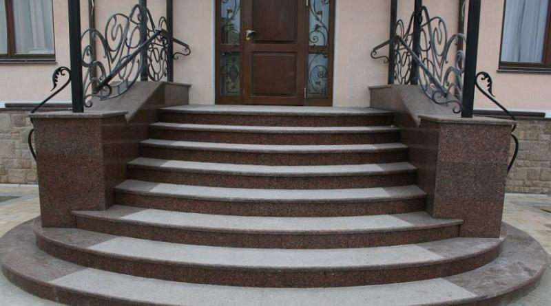Бетонная лестница - где заказать в Киеве