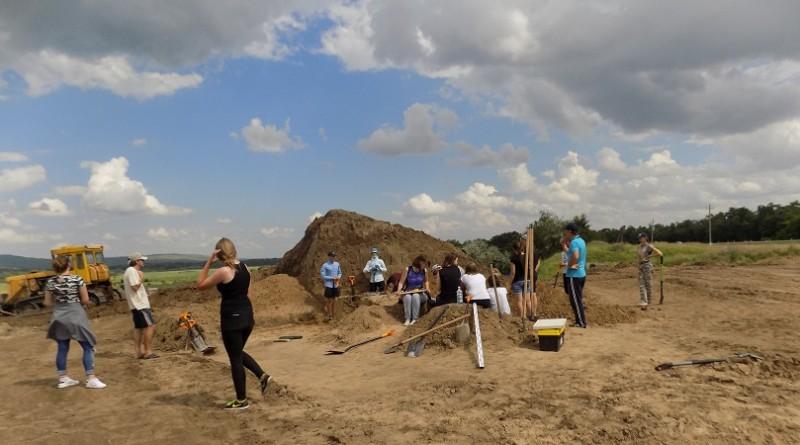 Раскопки под Армавиром-5
