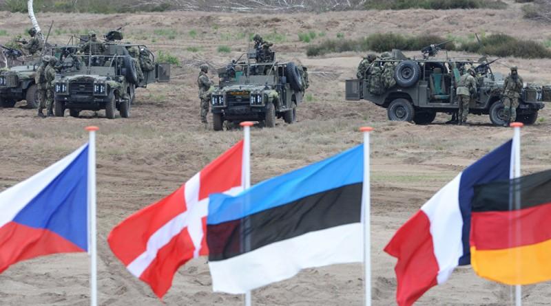Der Spiegel: НАТО не готово дать отпор России
