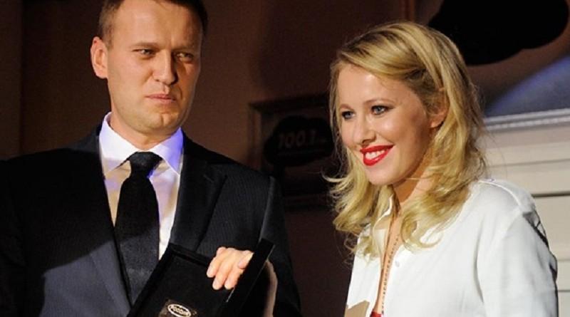 Собчак публично обратилась к Навальному раскритиковав его методы