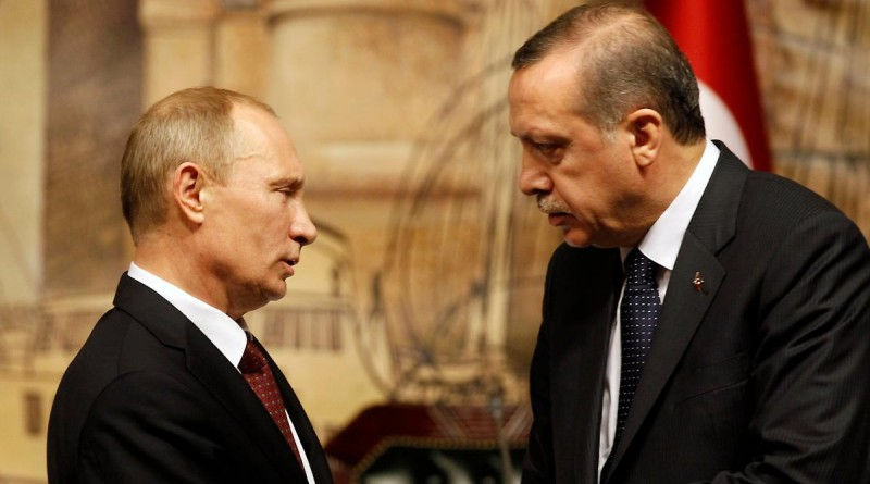 Washington Examiner: Путин и Эрдоган планируют разгромить проамериканские силы в Сирии