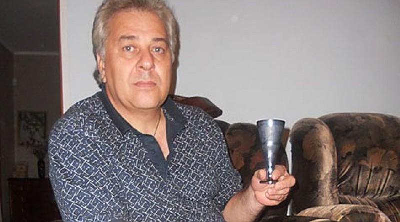 Чаша Грааля или подарок инопланетян - загадочный артефакт попал к российскому пенсионеру