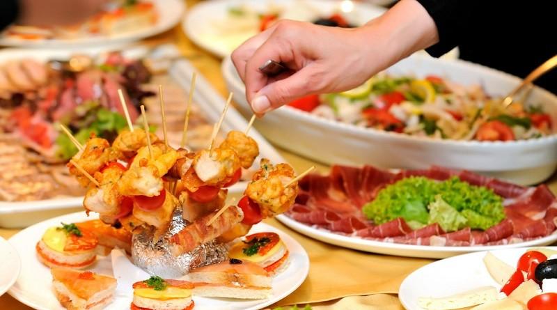 Кейтеринг в Киеве - обзор услуг компании Sweet catering