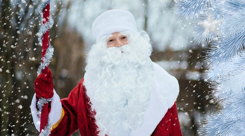 В Самаре начались гулянья с Дедом Морозом