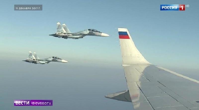 Летчики ВКС РФ рассказали, как прикрыли собой Путина в Сирии
