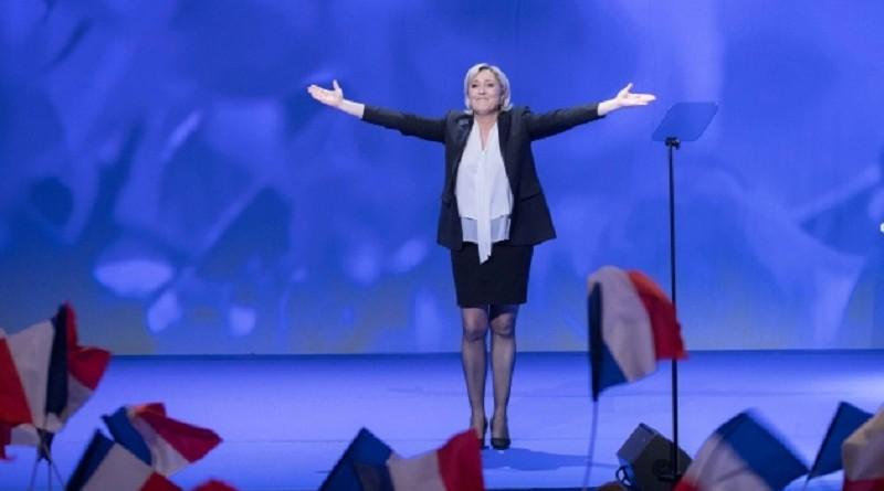 Марин Ле Пен: Я надеюсь, что мы свергнем ЕС изнутри