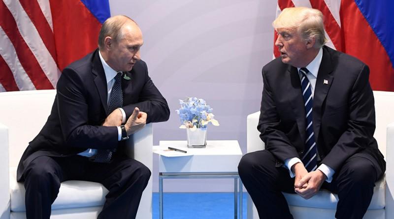 Newsweek: Чего Путин хотел от Трампа и что он получил на самом деле