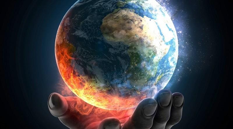 Катастрофы Земли: прошлое и вероятное будущее