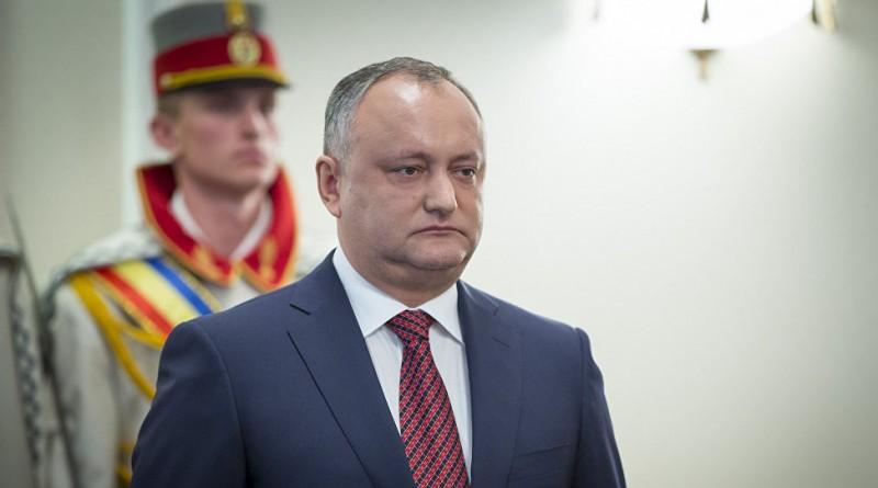 Додон озвучил трагические последствия в случае объединения Молдавии и Румынии