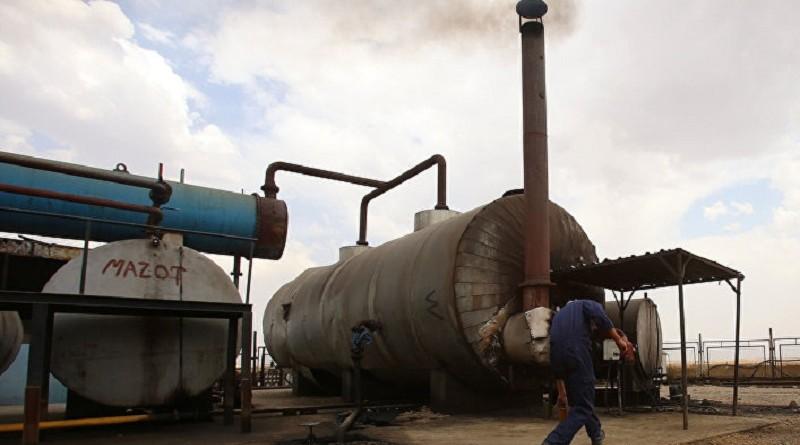 Biznes Alert: Россия хочет взять под контроль сирийскую нефть