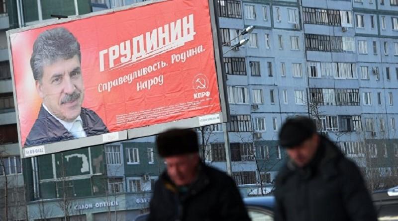 Грудинин напугал Путина, но на выборах без шансов. В ЕС расписали перспективы кандидата