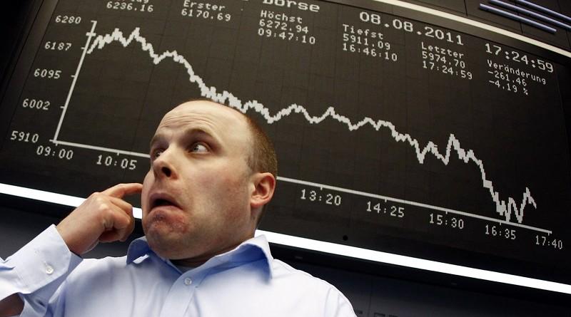 Финансовый кризис 2018 года официально прибыл?