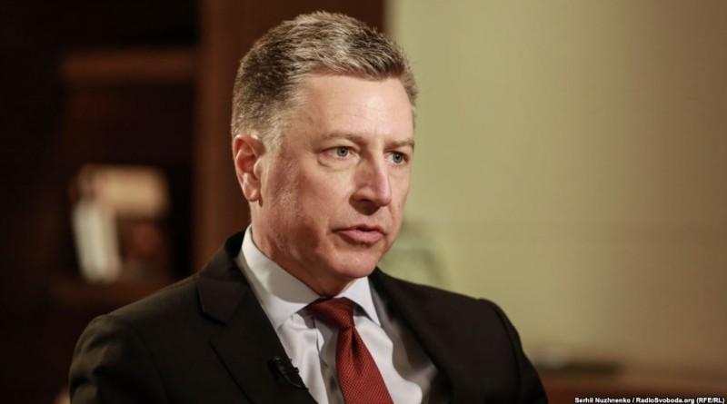 Мир в Украине зависит от Кремля. Курт Волкер рассказал о происходящем