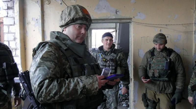 Сергей Наев. Факты из жизни командующего Объединенных сил Украины
