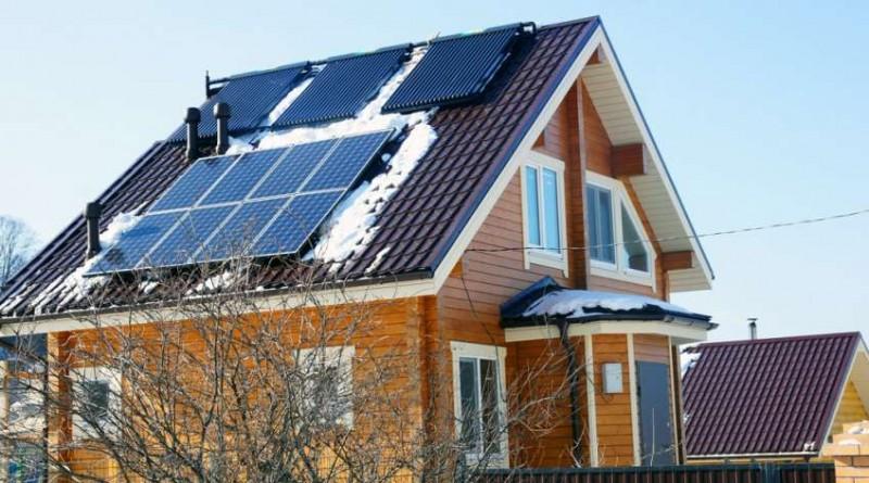 Автономные солнечные электростанции в Украине - обзор предложений