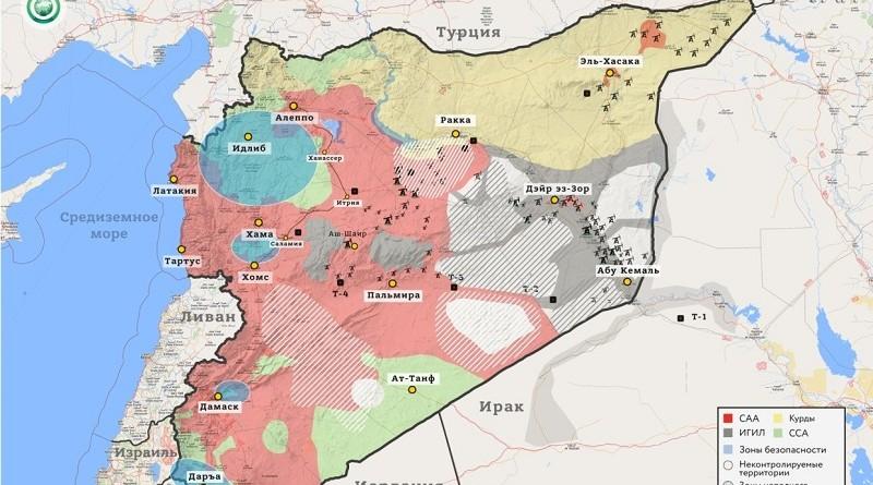 Уроженка Ирана раскрыла план США по расчленению Сирии. Озвучено шесть пунктов