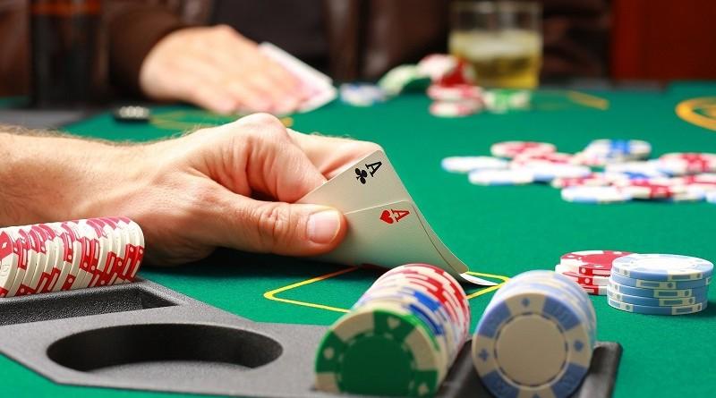 Карточные игры в онлайн казино Вулкан