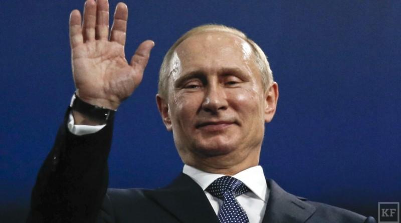 Карикатуры на Путина. Каким видят нынешнего президента России