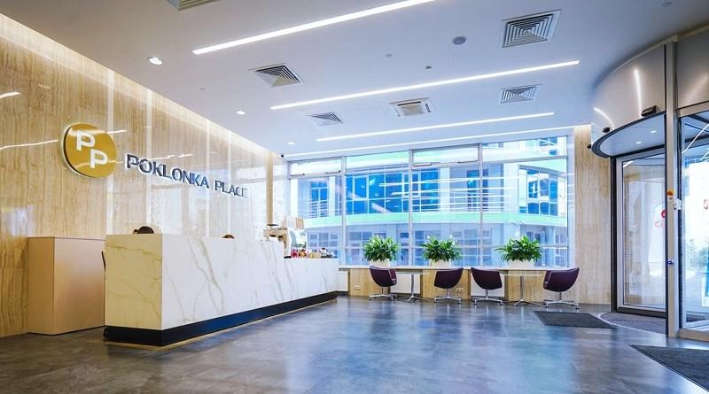 Аренда офисов в Москве - особености БЦ Poklonka Place