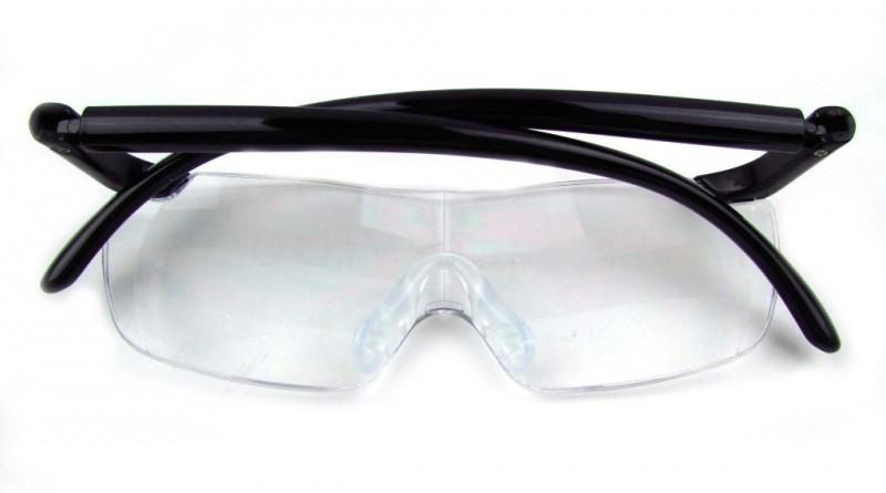 Для чего необходимы очки лупа и где купить устройство в России