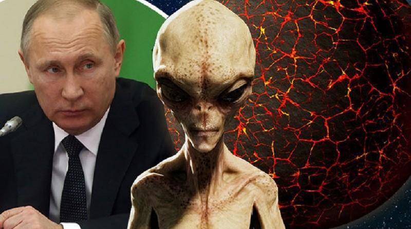Путин в Сирии воюет с пришельцами из Нибиру. Британские конспирологи шокировали общественность
