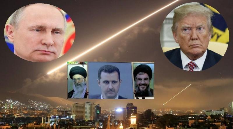 Россия и Иран готовят ответ в Сирии. Аналитики DEBKAfile сообщают последние сводки новостей