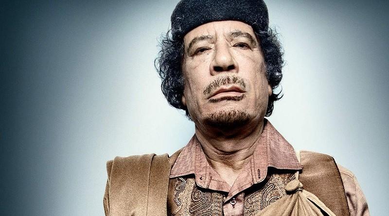 Каддафи убили из-за воды, а не нефти. Открылись новые любопытные факты