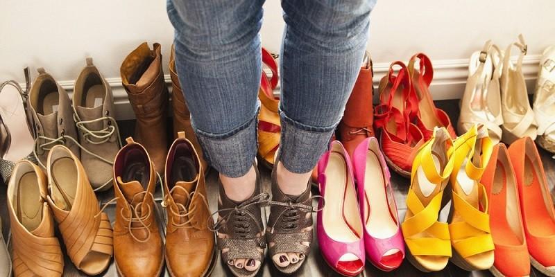Покупка одежды и обуви в Украине с помощью интернет-магазинов