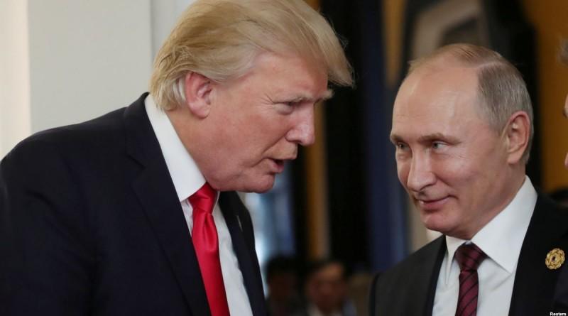 Встреча Трампа и Путина. Пакт Молотова - Риббентропа 2.0 на подходе