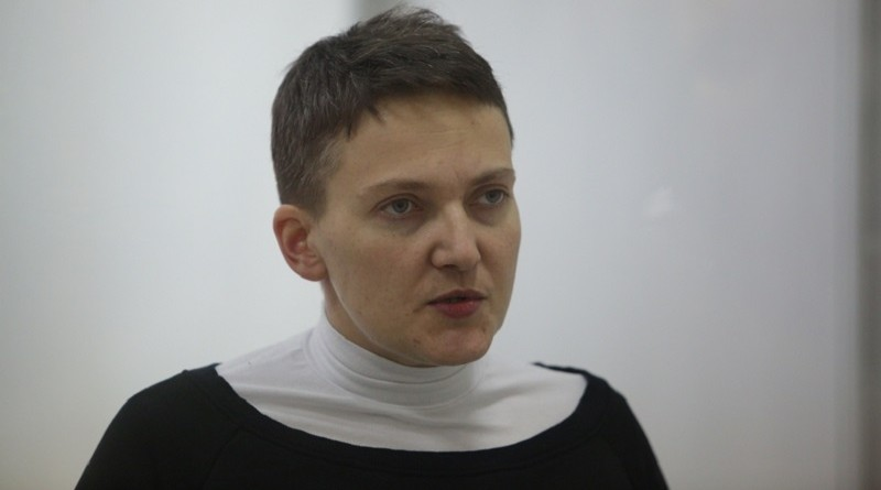 Савченко провалилась на полиграфе. Все обвинения признаны действительными