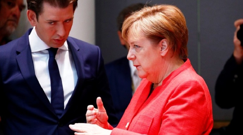 Как Меркель шаг за шагом уничтожает Европу