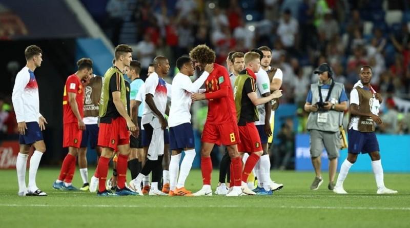 Англия проигрывает Бельгии и одной ногой в полуфинале. Или как судьба бывает коварна к сильнейшим