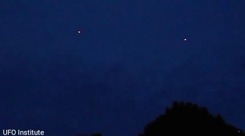 Два НЛО замечены над Германией. Пришельцы ведут разведку или готовят вторжение?