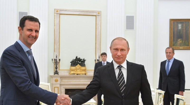 Пора платить дружок Асад по долгам. Путин готовится выкачивать сирийскую нефть