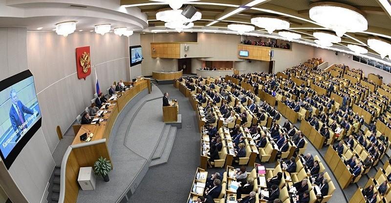 Госдума отклонила закон о равенстве мужчин и женщин в России