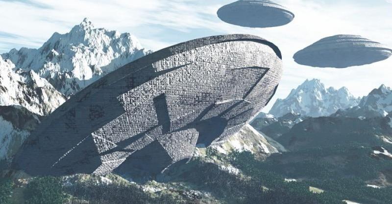 Ученые подтвердили факт битвы НЛО произошедшей в XVII веке