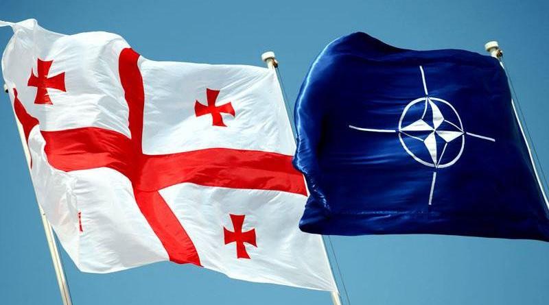 Официально. Грузия войдет в состав НАТО