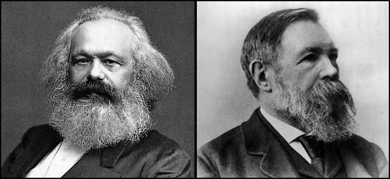 Как Маркс и Энгельс на самом деле относились к России и русскому народу