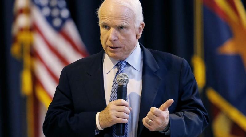 Джон Маккейн обвинил Трампа в позорном выступлении на встрече с Путиным