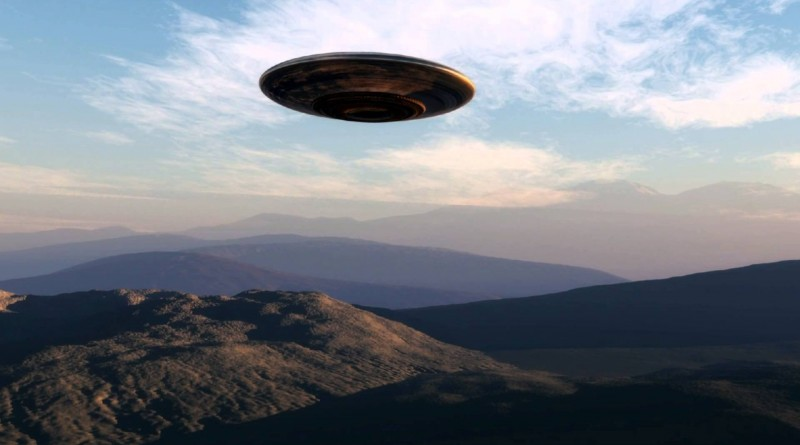 ВВС США сбили НЛО. Конспирологи говорят о скорой войне с пришельцами